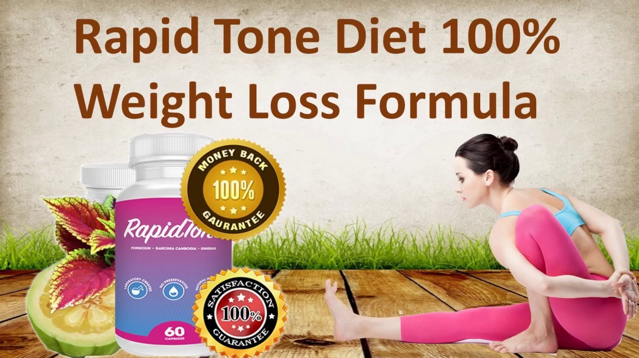 BEFORE BUYING Rapid Tone Diet – Read Shark Tank Diet Side Effects!