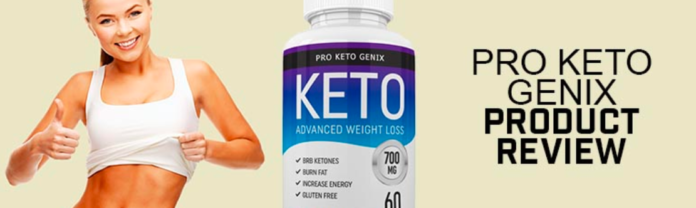 "BEFORE BUYING ""Pro Keto Genix"" Must Read *SIDE EFFECTS* First"