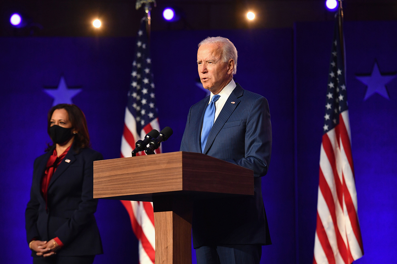 Biden Wins, but His Health Agenda Dims With GOP Likely to Hold Senate