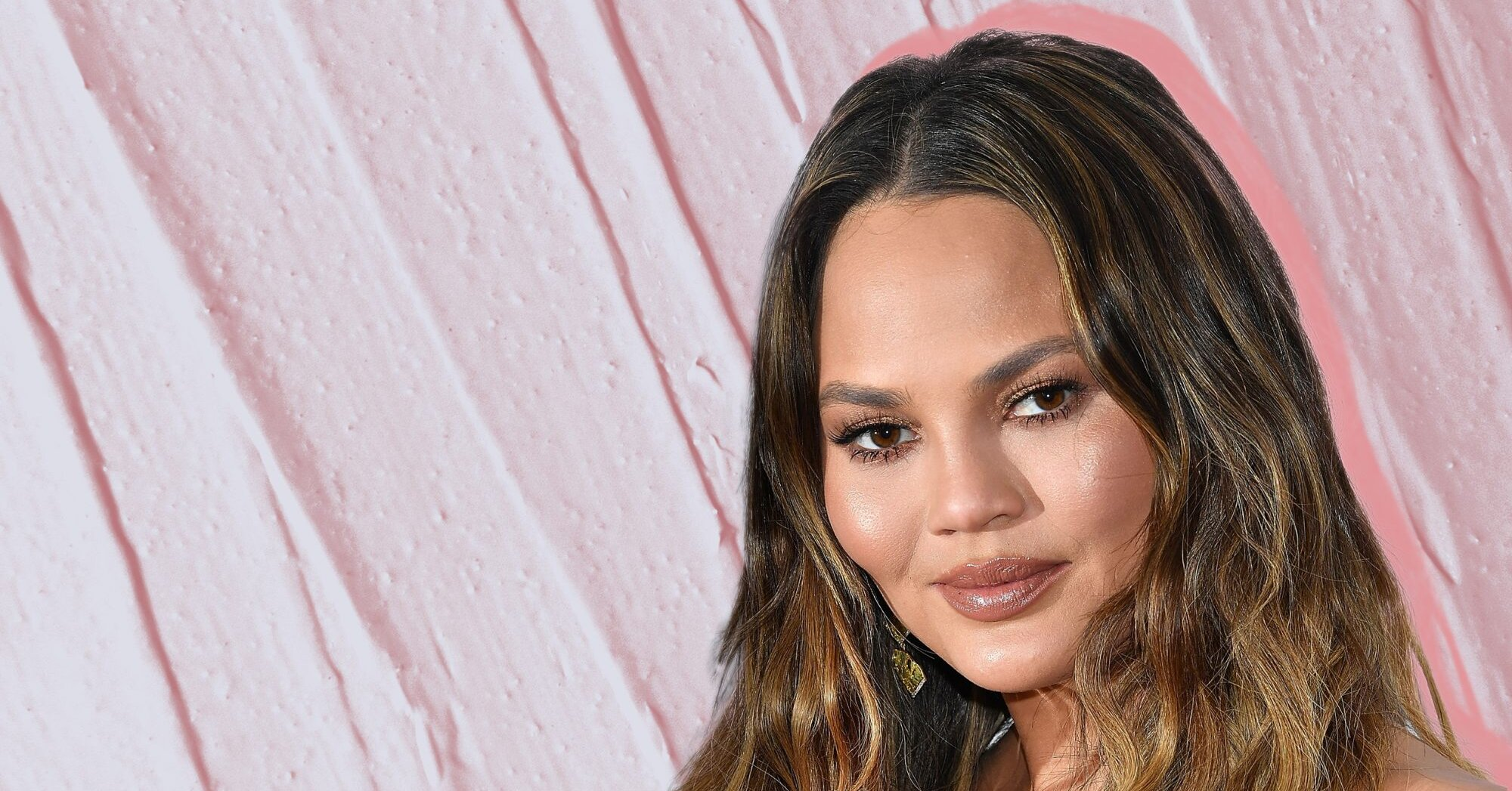 Chrissy Teigen's Face Mask Selfie Will Inspire You to Up Your Skincare Game