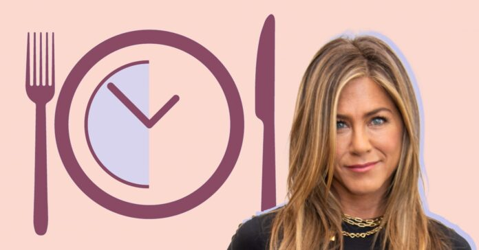 Jennifer Aniston Does the 16:8 Intermittent Fasting Diet—What Is That?