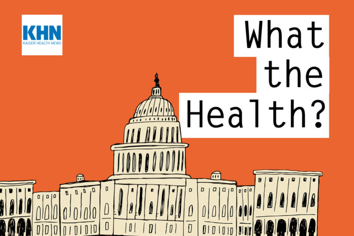 KHN's 'What the Health?': 2020 in Review — It Wasn't All COVID