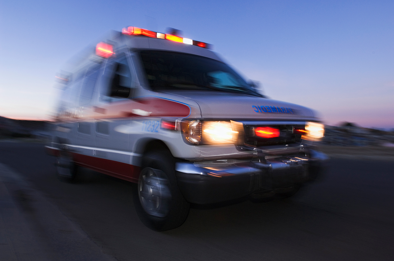 One Ambulance Ride Leads to Another When Packed Hospitals Cannot Handle Non-Covid Patients