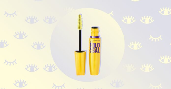 This $3 Maybelline Mascara Is Amazon's Best-Selling Mascara