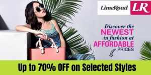 Limeroad- Indian Online Shopping app