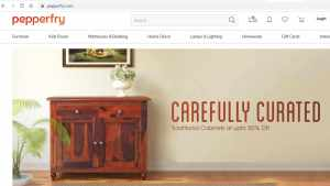Shop for best furnishing- Pepperfry