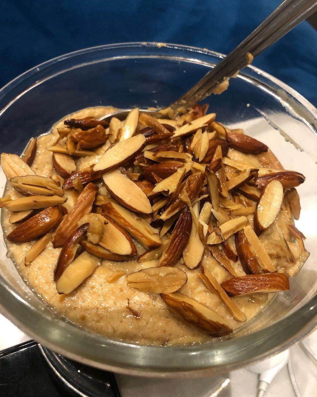 Keto diet-Keto almond halwa