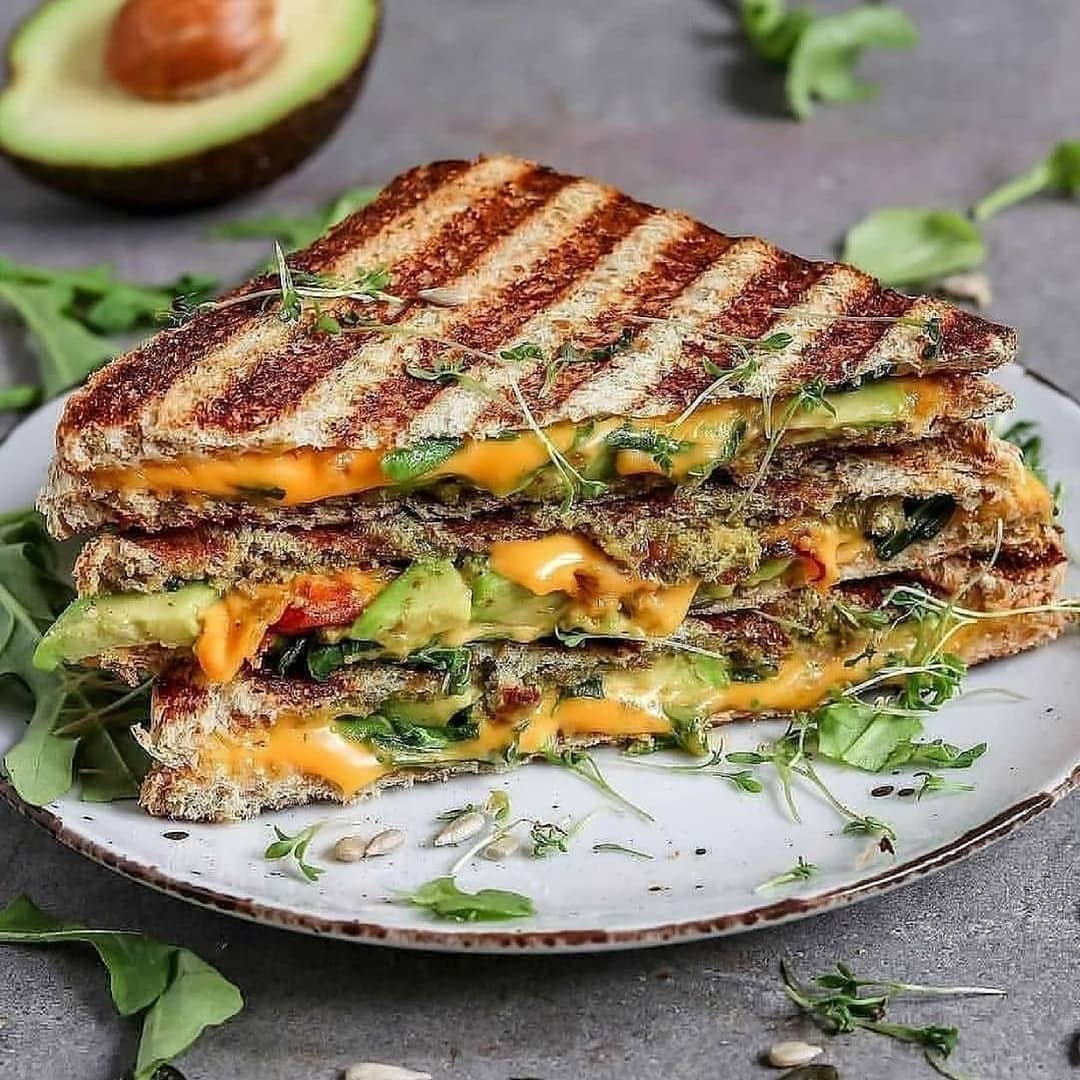 keto diet-sandwich