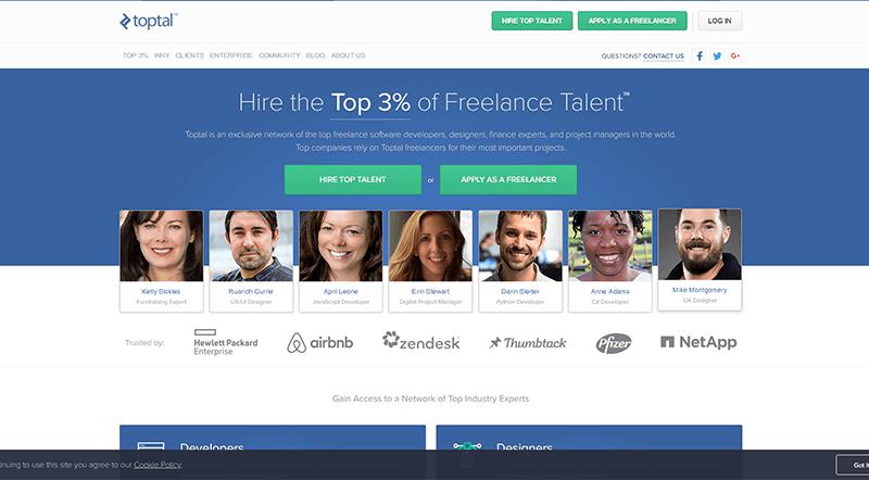 Freelancer and passive income - Toptal