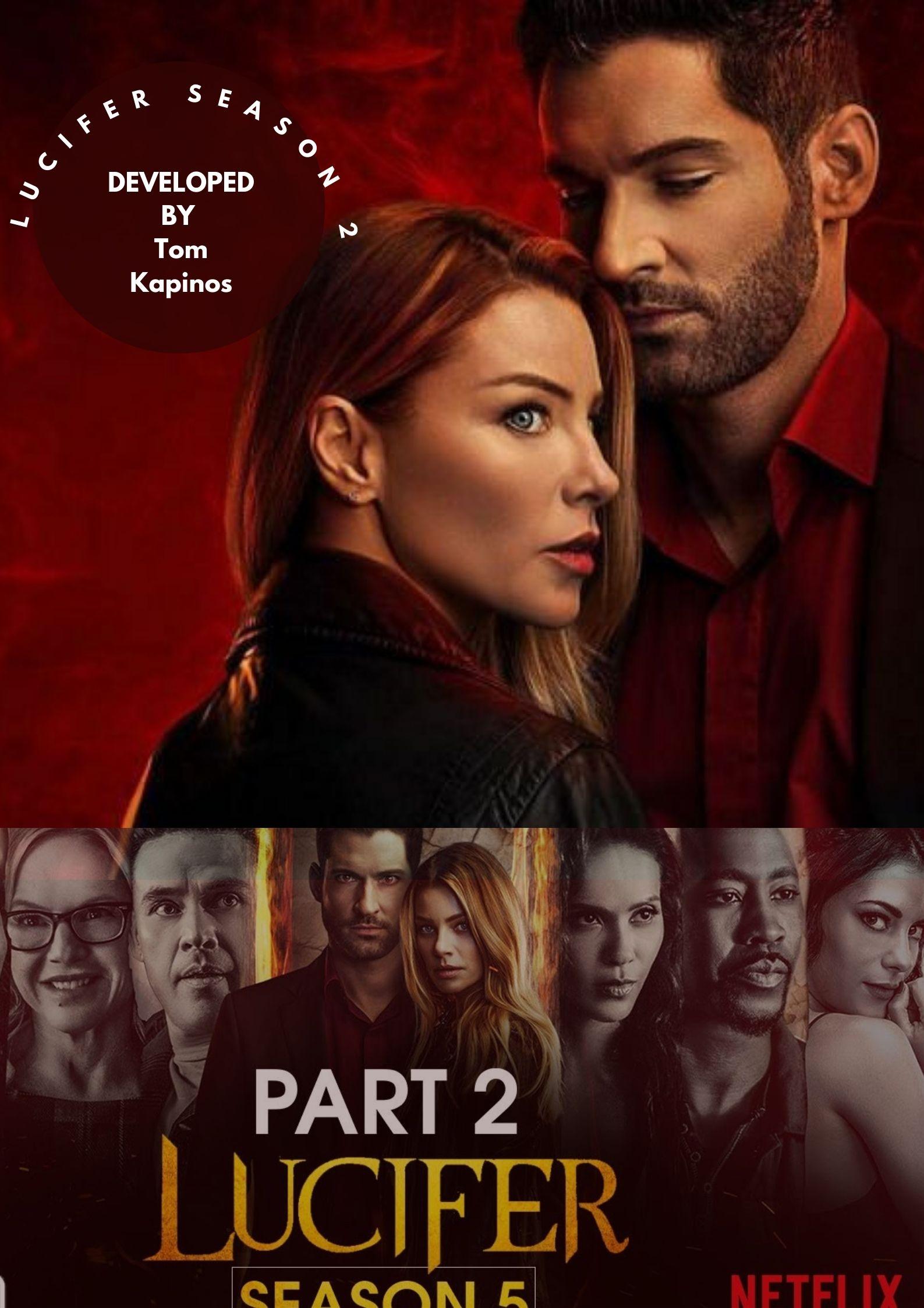 Netflix- Lucifer season 2