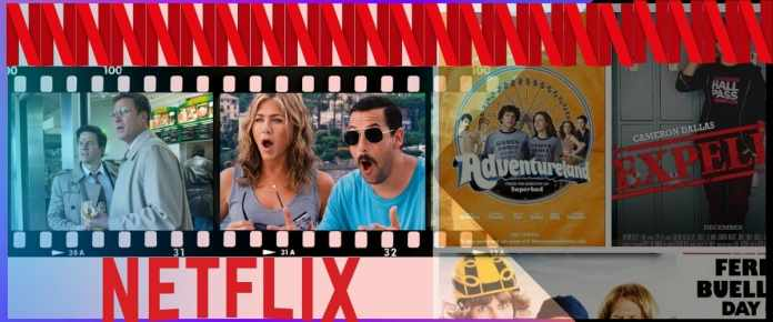 Netflix and chill - funniest movie