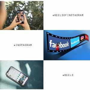Special trending hashtag- #reels