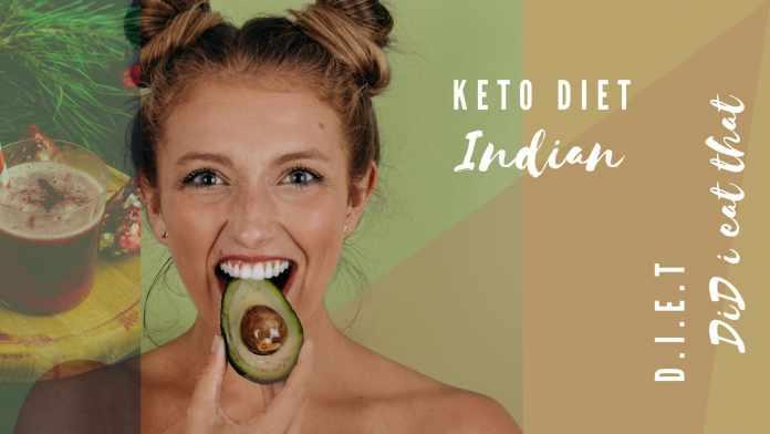 Keto diet plan Indian