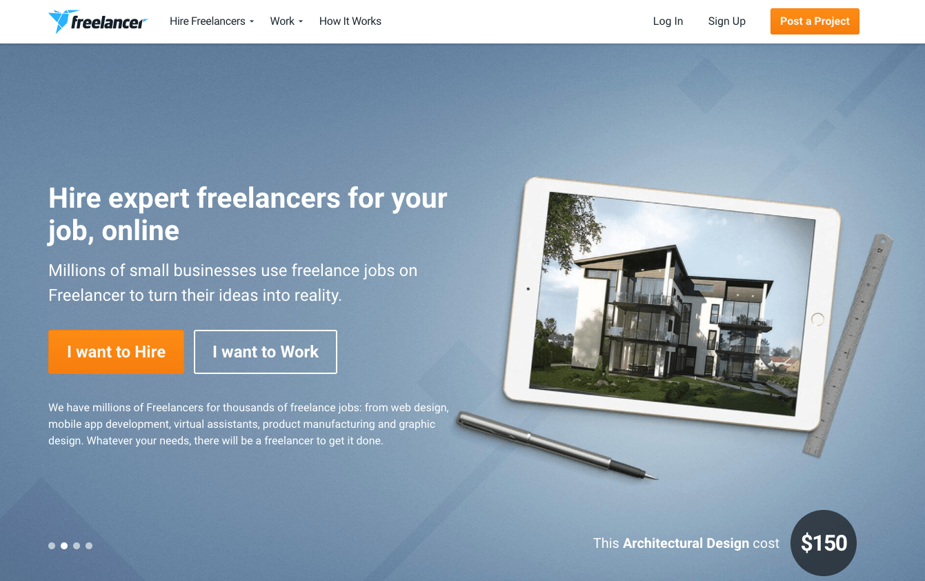 Freelancer and passive income - Freelancer
